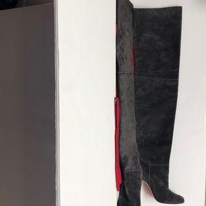 3d8fefd7c55 Christian Louboutin Contente Thigh High Boots